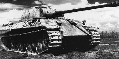 V号戦車パンターD型