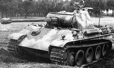「パンター 戦車」の画像検索結果