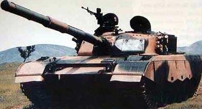85式戦車