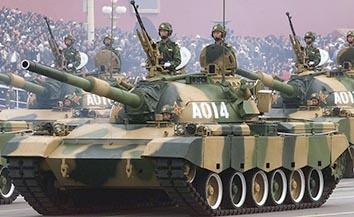 80式戦車/88式戦車