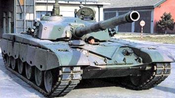 98式/99式戦車