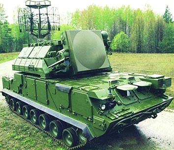 9K330トール対空ミサイル・シス...
