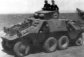 ADGZ装甲車