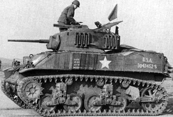 M5軽戦車