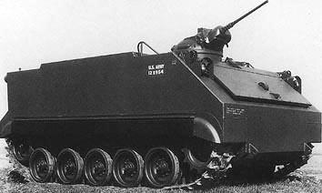 M59装甲兵員輸送車