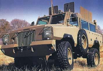 マンバ装甲兵員輸送車