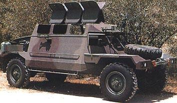 RAMTA RBY偵察装甲車
