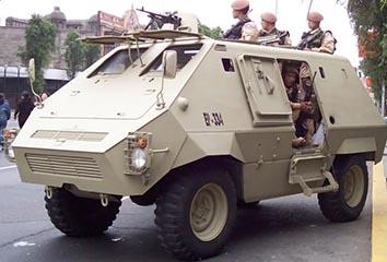 UR-416装甲車