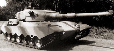 ヴィッカーズMk.1/Mk.3戦車